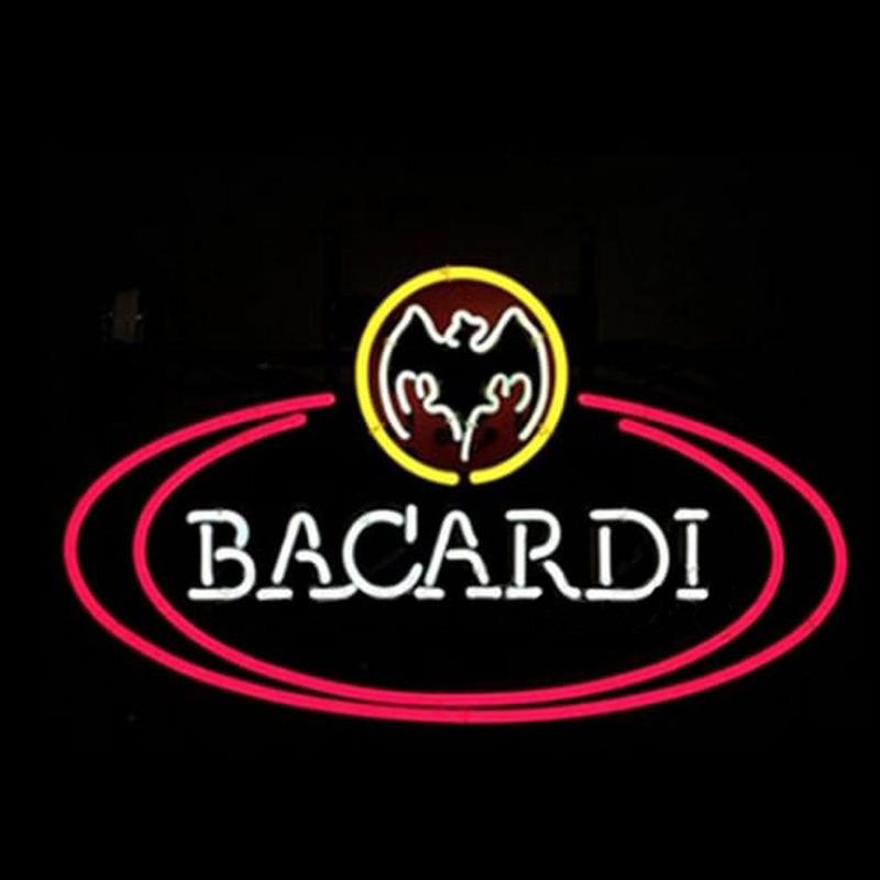 Bacardi Neon Sign