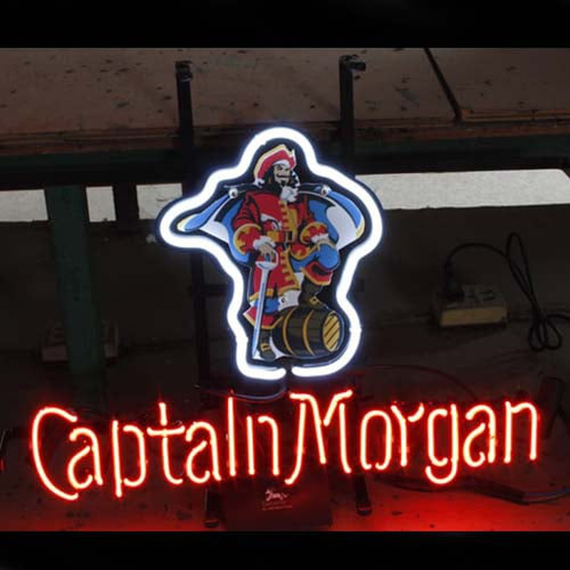 Captain Morgan Neon Sign Neonsignsus Com