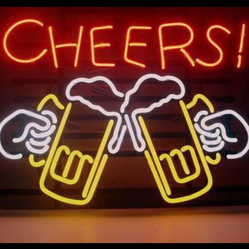Cheers Beer Neon Sign Neonsignsus Com