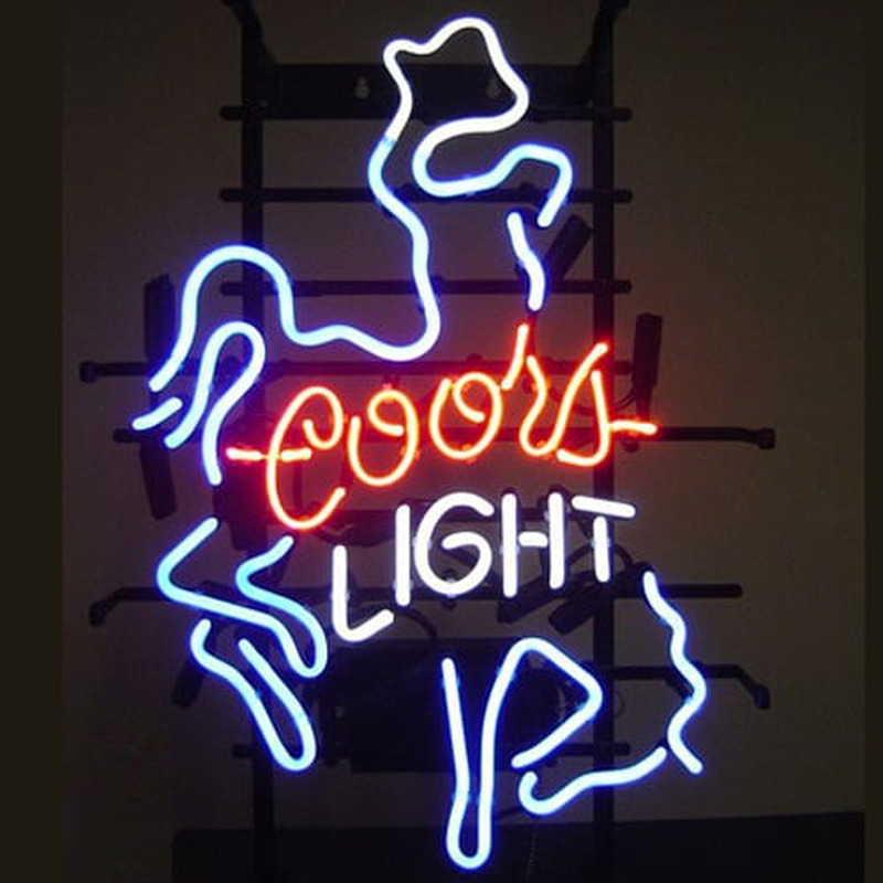 Coors Light Neon Sign Neonsignsus