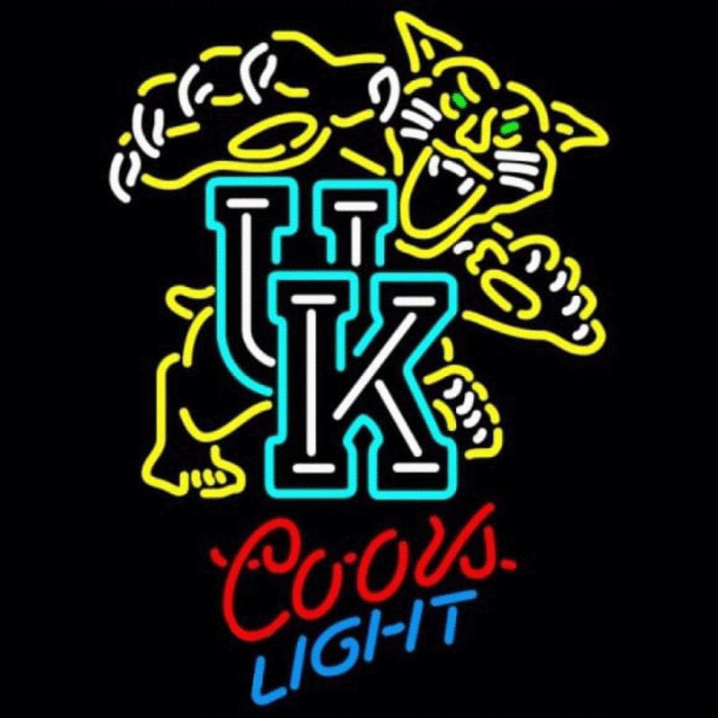 Coors Light Uk Kentucky Wildcats Logo