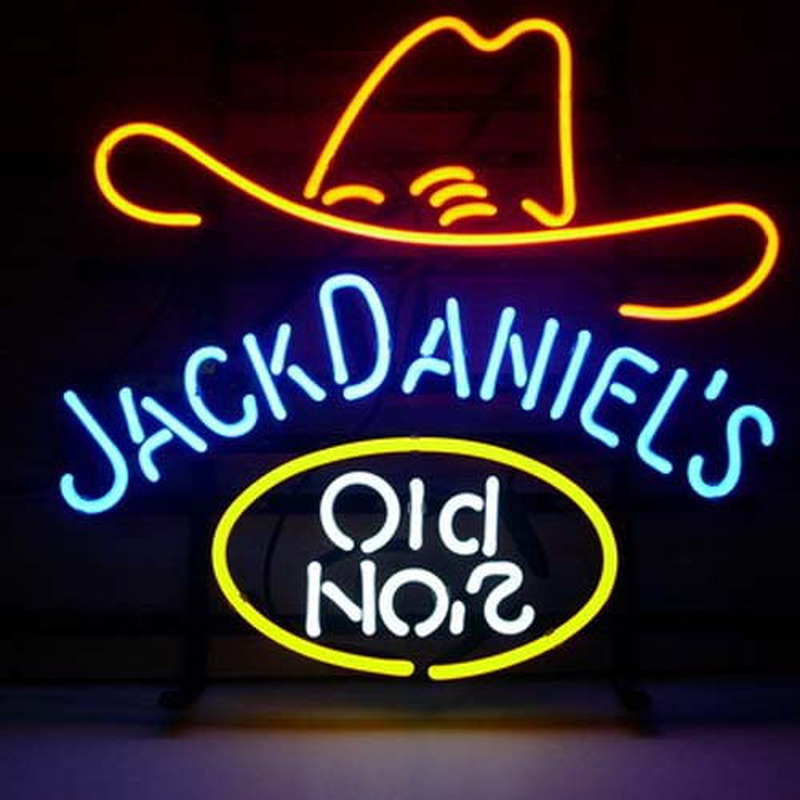 Jack Daniels Old 7 Whiskey Neon Sign Neonsignsus Com
