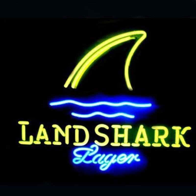 Land Shark Neon Sign