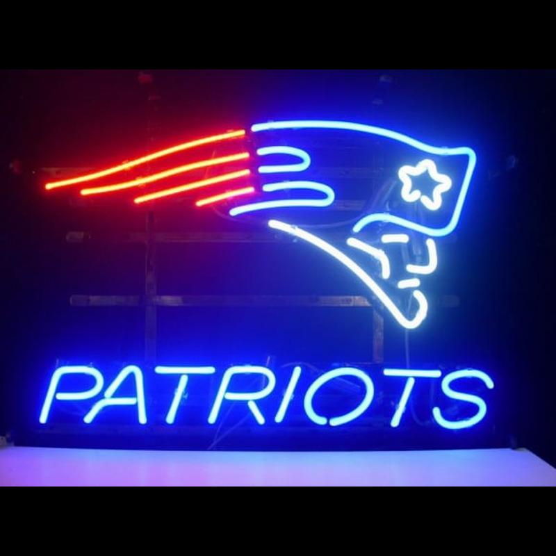 New England Patriots Neon Sign Neon Sign