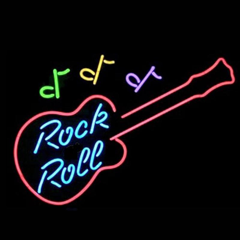 Rock Amp Roll Neon Signs Neonsignsus Com