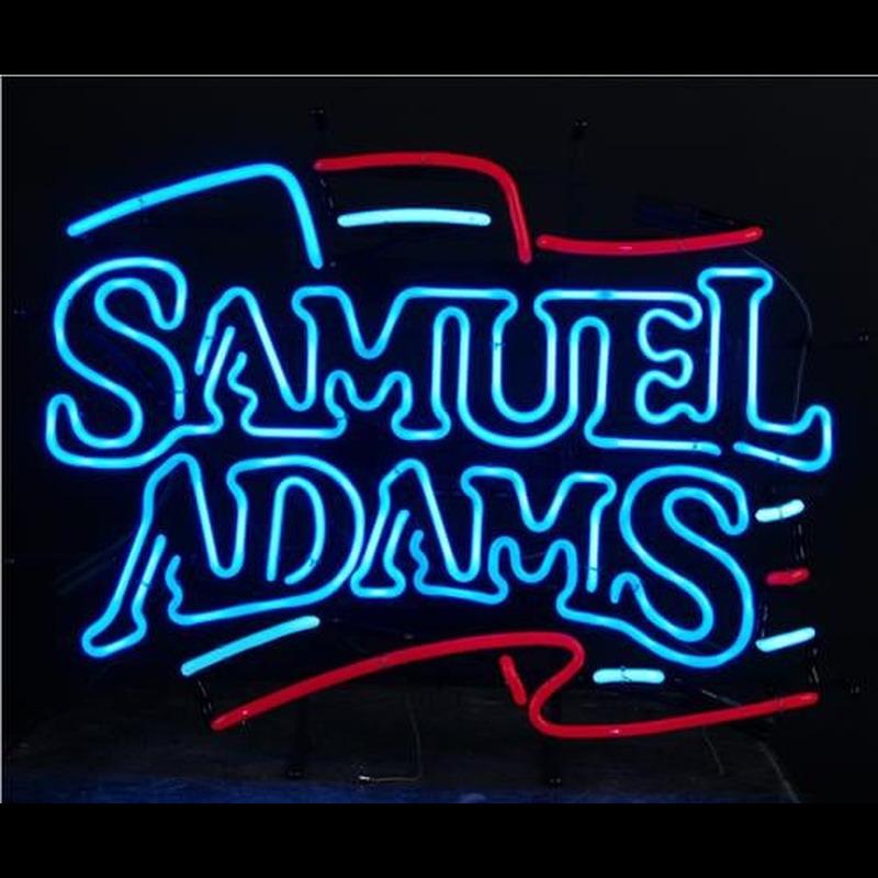 Samuel Adams Flag Neon Sign Neonsignsus Com