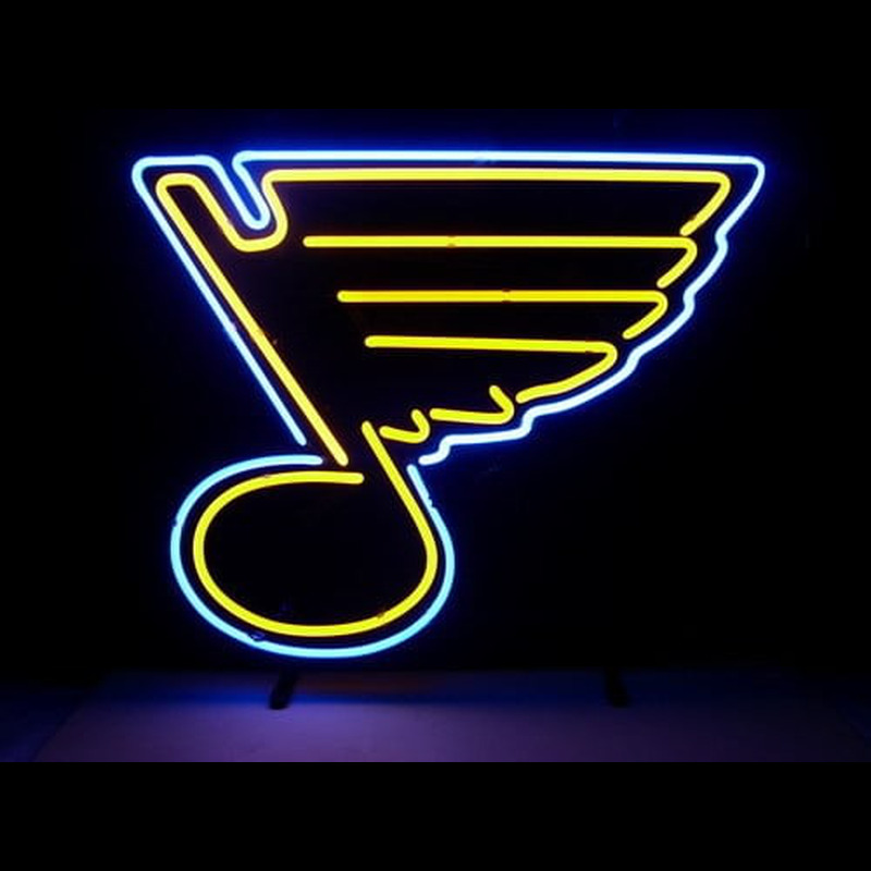 St Louis Blues Neonbar Pub Sign Neon Sign