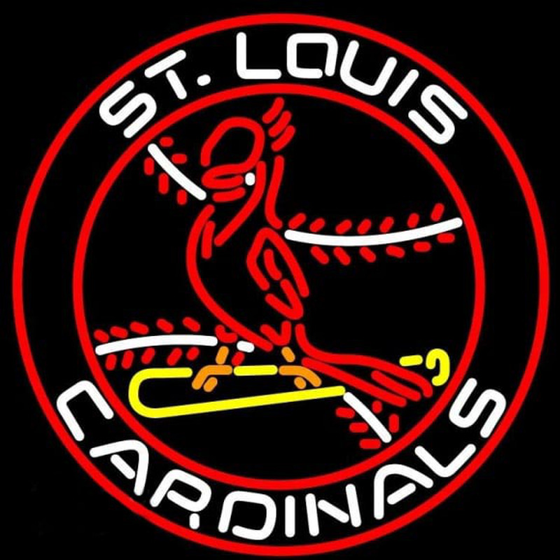 St Louis Cardinals Neon Sign Neon Sign