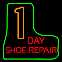 1 Day Repair Neon Sign