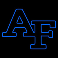 Air Force Falcons Primary 2004 Pres Logo NCAA Neon Sign Neon Sign