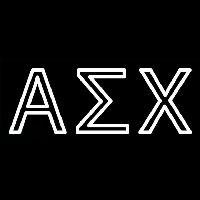 Alpha Sigma Chi Neon Sign