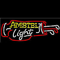 Amstel Light Golf Bag Neon Sign