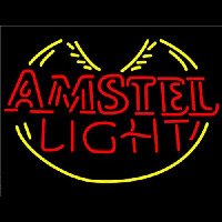 Amstel Light Window Beer Neon Sign