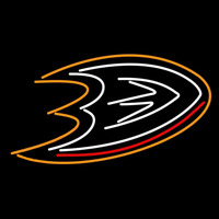 Anaheim Ducks Logo NHL Neon Sign Neon Sign