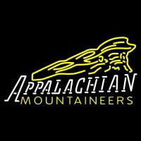 Appalachian State Mountaineers Neon Sign Neon Sign