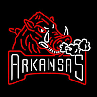 Arkansas Razorbacks Neon Sign Neon Sign