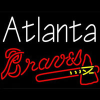 Atlanta Braves Neon Sign Neon Sign