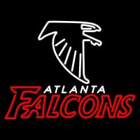 Atlanta Falcons Alternate Logo NFL Neon Sign Neon Sign