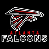 Atlanta Falcons Alternate Pres Logo NFL Neon Sign Neon Sign