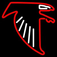 Atlanta Falcons Primary Logo NFL Neon Sign Neon Sign