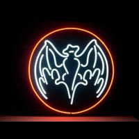 Bacardi Logo Neon Sign