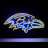 Baltimore Ravens Neon Sign Neon Sign