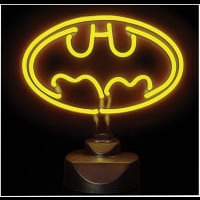 Batman Destop Neon Sign
