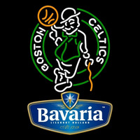 Bavarian Boston Celtics NBA Beer Sign Neon Sign
