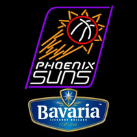 Bavarian Phoenix Suns NBA Beer Sign Neon Sign