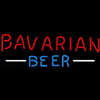 Bavarian Red Beer Sign Neon Sign