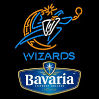 Bavarian Washington Wizards NBA Beer Sign Neon Sign