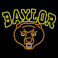 Baylor Bears Alternate Pres Logo NCAA Neon Sign Neon Sign