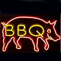 BBQ Neon Signs