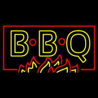 Bbq Lightbo  Neon Sign