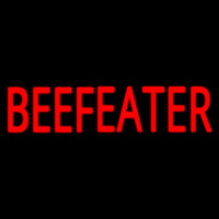 Beefeater Neon Sign