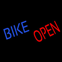 Bike Open Neon Sign