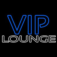 Block Vip Lounge Neon Sign