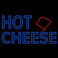 Blue Hot Cheese Neon Sign