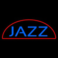 Blue Jazz 1 Neon Sign