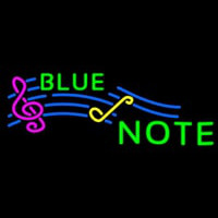 Blue Note 1 Neon Sign