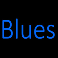 Blues Block 1 Neon Sign