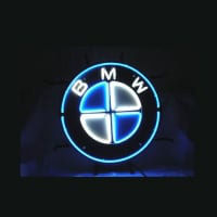 BMW German Auto Car Store Dealer Neon Sign
