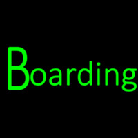 Boarding Veterinary Pets Neon Sign