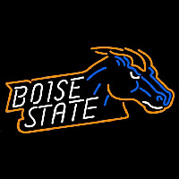 Boise State Broncos Alternate 2002 2012 Logo NCAA Neon Sign Neon Sign