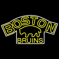 Boston Bruins 1924 Logo NHL Neon Sign Neon Sign