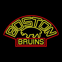 Boston Bruins 1926 To 1932 Logo NHL Neon Sign Neon Sign