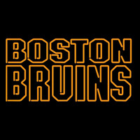 Boston Bruins 1995 Logo NHL Neon Sign Neon Sign