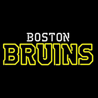Boston Bruins 2007 Logo NHL Neon Sign Neon Sign