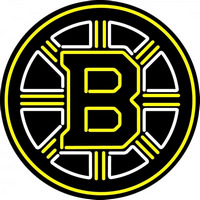 Boston Bruins 2007 Pres Logo NHL Neon Sign Neon Sign