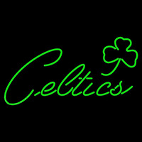 Boston Celtics Alternate 1946 47 Pres Logo NBA Neon Sign Neon Sign